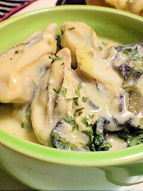 ぷりぷり♪牡蠣の和風味噌チャウダー