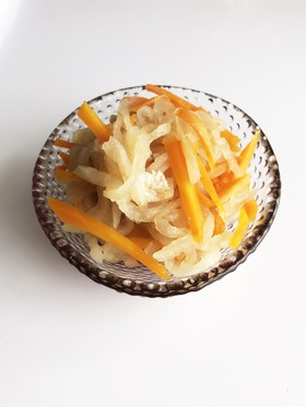 ☆麺つゆで簡単☆切り干し大根の煮物