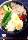 糖質ゼロ☆白滝冷麺