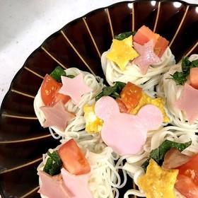 七夕の日に食べたい素麺レシピ