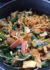 プデチゲ風キムチ鍋