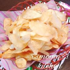 簡単美味しい♥ポテトチップス