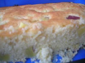 ふんわりさつまいもケーキ