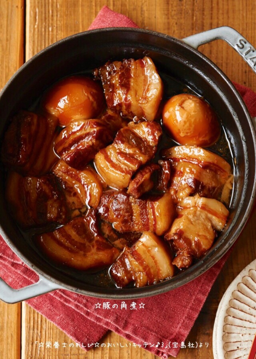☆豚の角煮☆