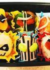 ★遠足の仮面ライダー弁当★