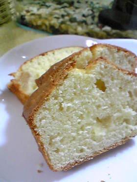 りんごジャム☆サラダ油パウンドケーキ