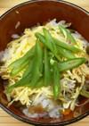 五目寿司(高知県旧物部村の郷土寿司)