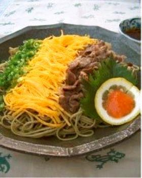 【伝統料理】瓦そば