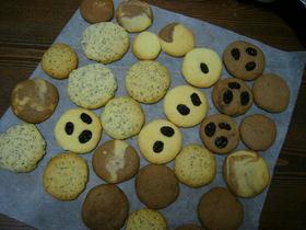 基本はコレ。おいしいクッキー