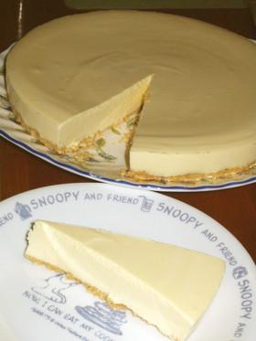 定番☆レア・チーズケーキ