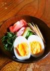 【ダイエットに】しらたきの冷麺風