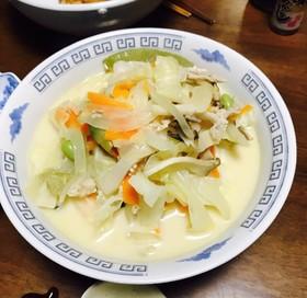 簡単!野菜盛り沢山♪長崎ちゃんぽん