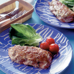 鮭のマヨネーズ焼き マスタード風味