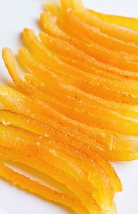好みの柔らかさに♪手作りオレンジピール