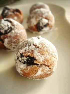 レーズン&コーヒーのほろほろクッキー