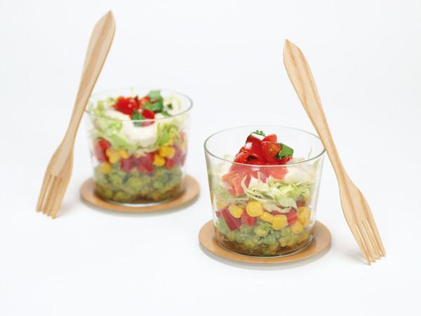 ブリトー・サラダ