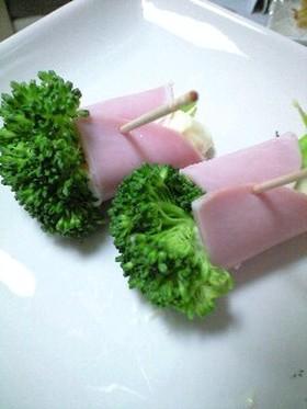 ■お弁当・朝食に■ブロッコリーの木♡