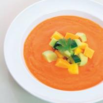 パパイアのデザートスープ
