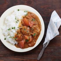トマトチキンヨーグルトカレー