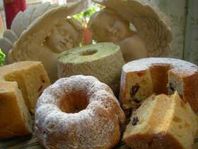 クリスマスにクグロフ風ケーキパン