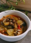 夏野菜大量消費絶品冷製ラタトゥイユ簡単