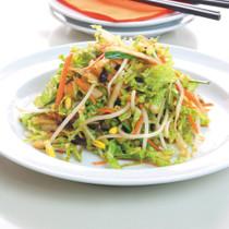 リビングフード野菜炒め