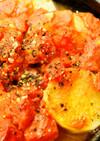 牛肉と大根のじっくりトマト煮ポトフ