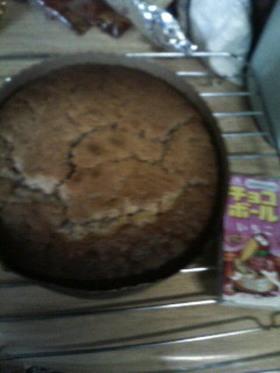 チョコボールでいちごケーキ!?