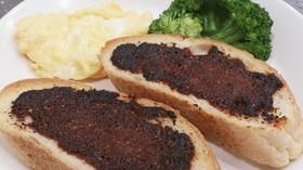 お酒のアテや朝食☆ドライトマトのトースト