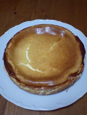 ヘルシーとうふチーズケーキ