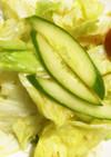 超楽々 レタスを活かす韓式サラダ作ります