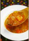 ダイエットに腹持ち最高!食べる野菜スープ
