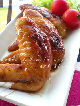 鶏肉のてりつや煮