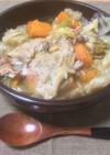 【圧力鍋で簡単】鶏むね肉丸ごと野菜スープ