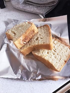 HBで!米粉入り牛乳たっぷり食パン