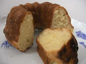 レモンバンドケーキ