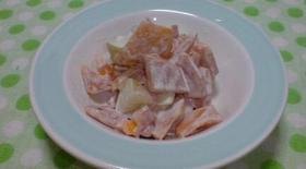 ☆柿&りんご☆マヨネーズ