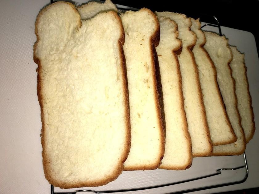 HBで!早焼き!時短ふんわりリッチ食パン