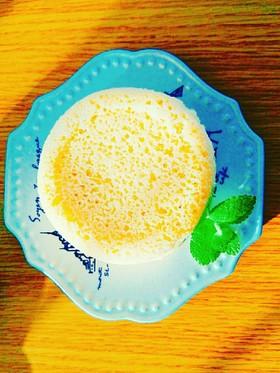 ダイエットおからチーズケーキ風蒸しパン