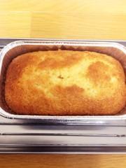 洗い物が少ない&簡単  梅パウンドケーキの写真
