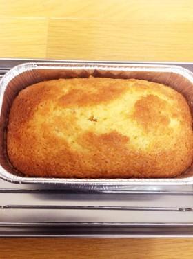 洗い物が少ない&簡単  梅パウンドケーキ