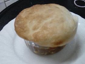 ハヤシルーの壺焼きパン