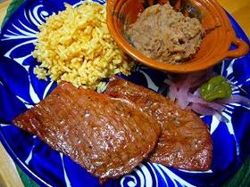 Filete A La Yucateca