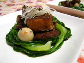 中華風 豚の角煮