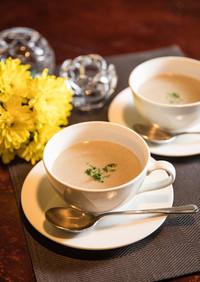 クリーミー・マッシュルーム・スープ
