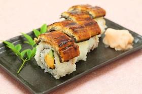 カルフォルニアロール風♪うなぎの巻き寿司