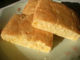米粉のみかんケーキ