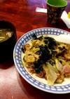 レタスキムチ炒飯