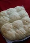 簡単成型☆メロンパン☆ちぎりパン