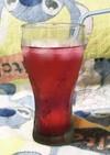 かき氷シロップで簡単スッキリ炭酸ジュース